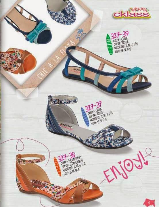 Zapatos Planos Cklass PV 2015