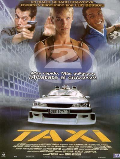 Taxi 2 แท็กซี่ขับระเบิด 2
