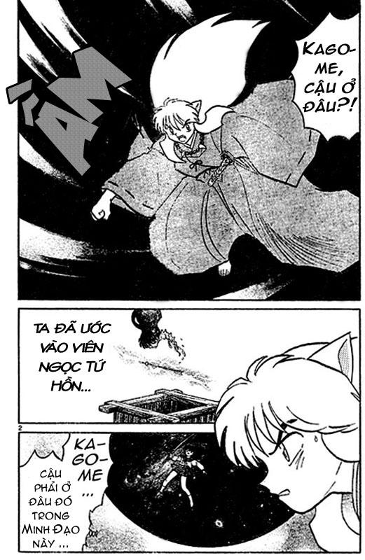 Inuyasha-Khuyển Dạ Xoa-Bản Đẹp chap 522 Trang 3