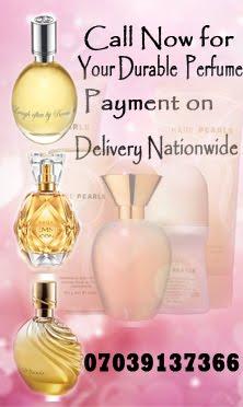 La Viva's Perfume