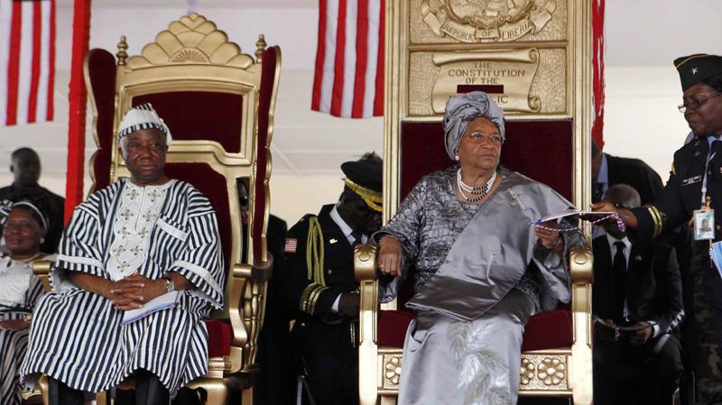Image result for liberian president ellen johnson sirleaf
