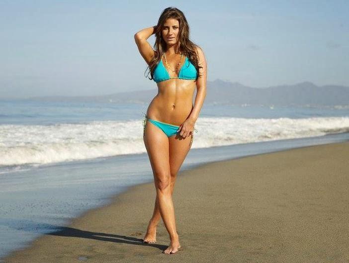 rachel nichols espn bikini - 702×529