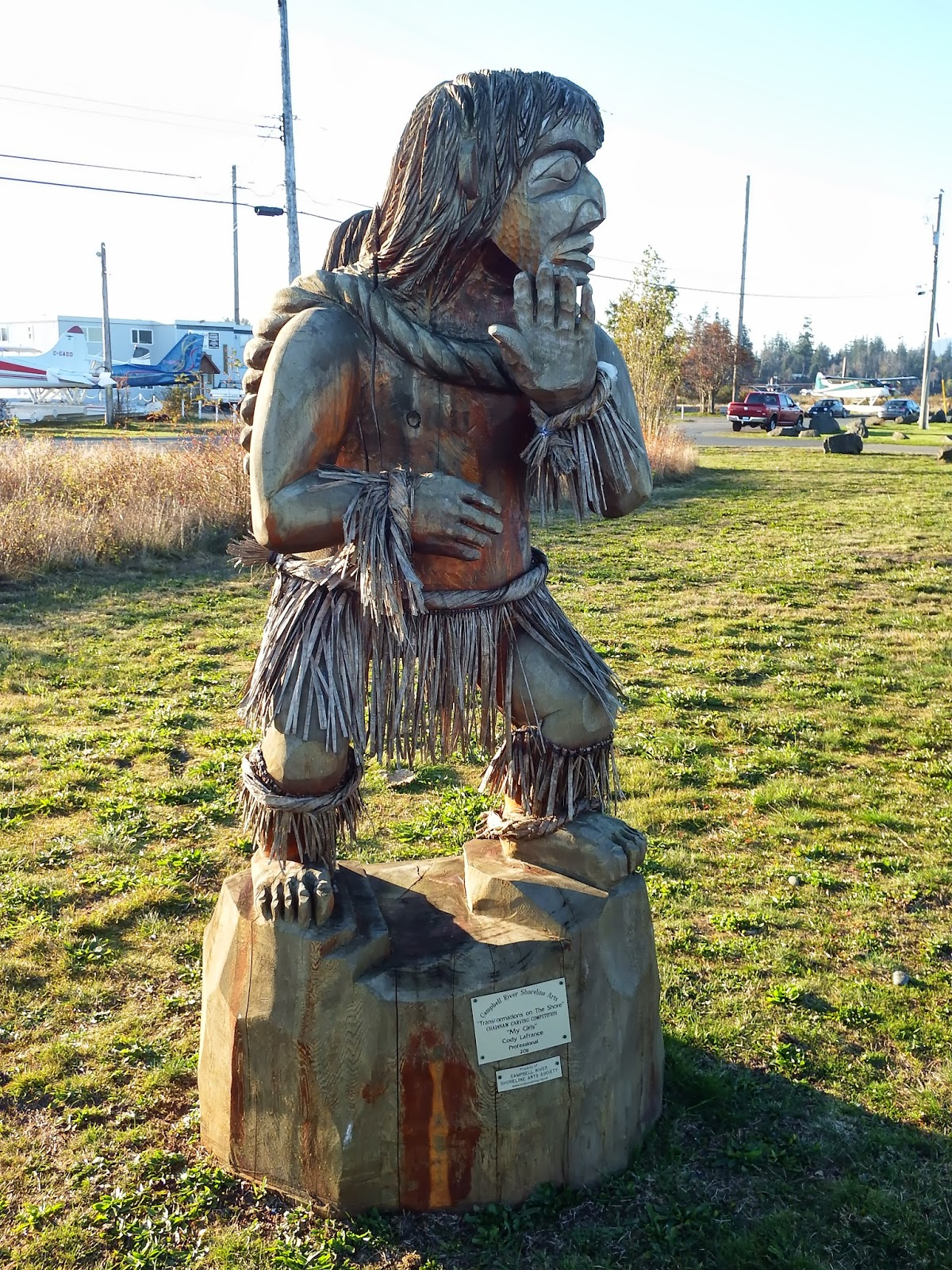 Wheelstogogo travel tales campbell river waterfront