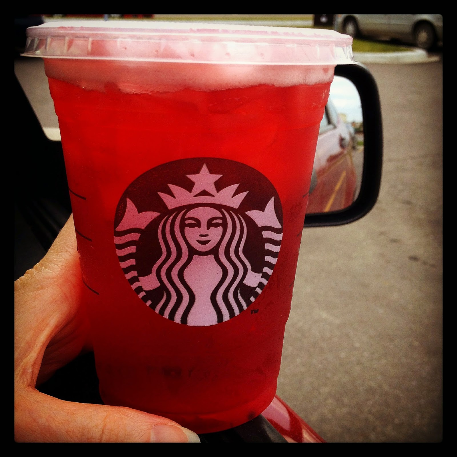 Starbucks Iced Passion Tea