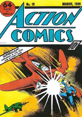 ACTION COMICS PORTUGUÊS