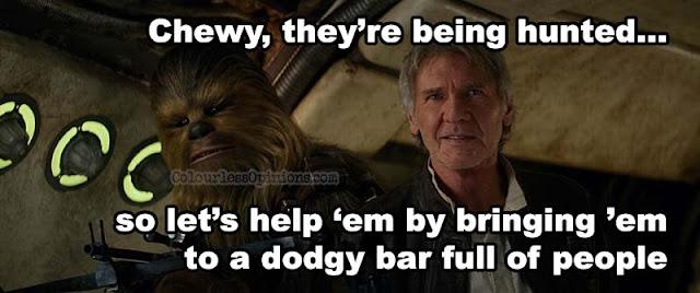 star wars 7 force awakens meme han solo