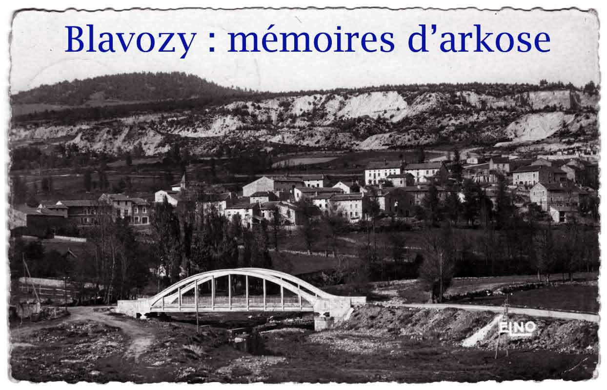 Blavozy   Mémoires d'arkose