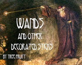 Wands by Tree