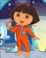 Dora Become Spaceman
