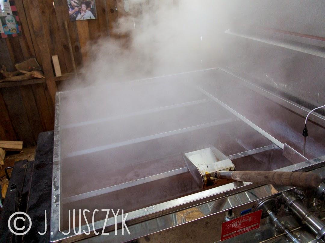 Kearsarge Gore Farm Sugar Shack Boiler