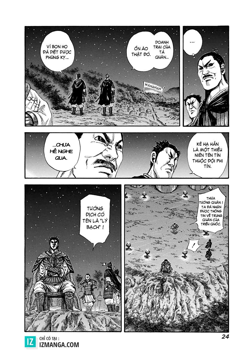 Kingdom - Vương Giả Thiên Hạ Chapter 131 page 3 - IZTruyenTranh.com