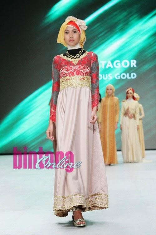 Koleksi Gaun Pengantin Rancangan Risty Tagor Kumpulan