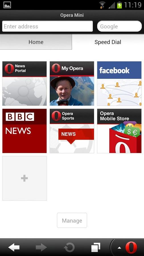 opera mini for windows 8 tablet