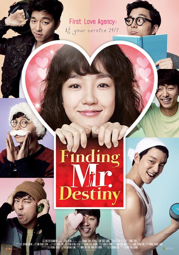 Gelleesh Finding Mr Destiny