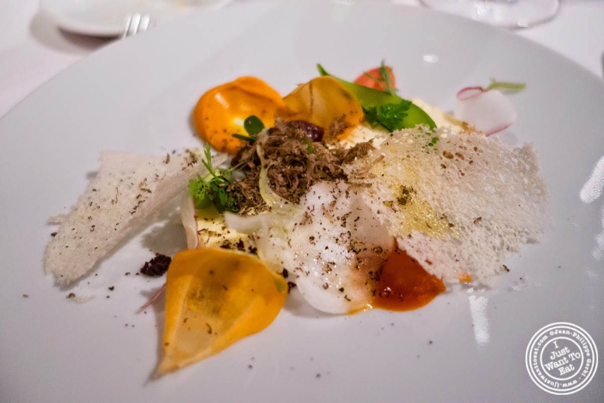 image of ricotta royale at Dovetail in New York, NY