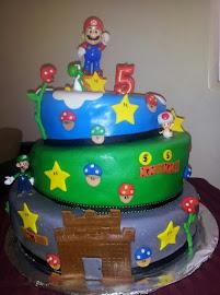 Mario Bros Topsy Turvy