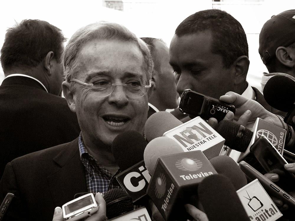 Uribe se posesionará como senador de la república