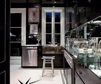 Interior Home Design Style in Classic Kitchen