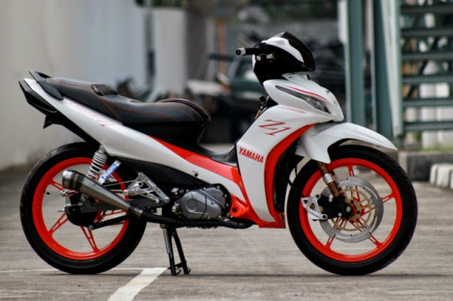 modifikasi motor yamaha jupiter z racing