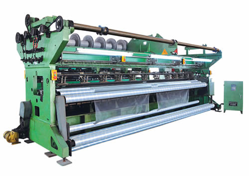 Raschel Warp Knitting Machine