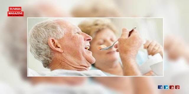 نصائح غذائية لكبار السن