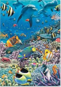 Ecosistema terreste y acuatico for Peces de agua estancada