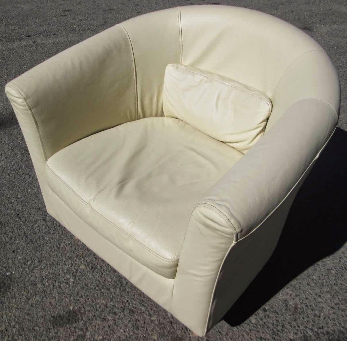 UHURU FURNITURE & COLLECTIBLES SOLD Ikea Lounge Chair $55