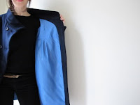 Handmade winter coat