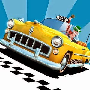 Crazy+Taxi%E2%84%A2+City+Rush Crazy Taxi City Rush v1.01 Apk Data Mod Money