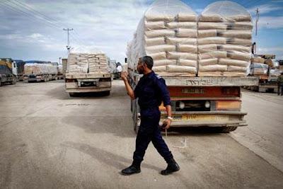 Aumenta o comércio entre Gaza, Israel e Judéia e Samaria
