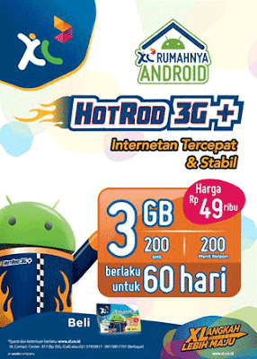 Poster XL Rumahnya Android