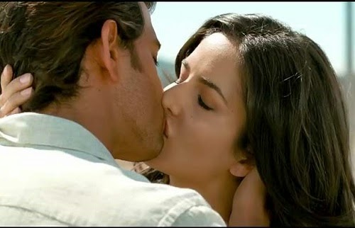Top Stars Hrithik and Katerina living truthfully under imaginary situation