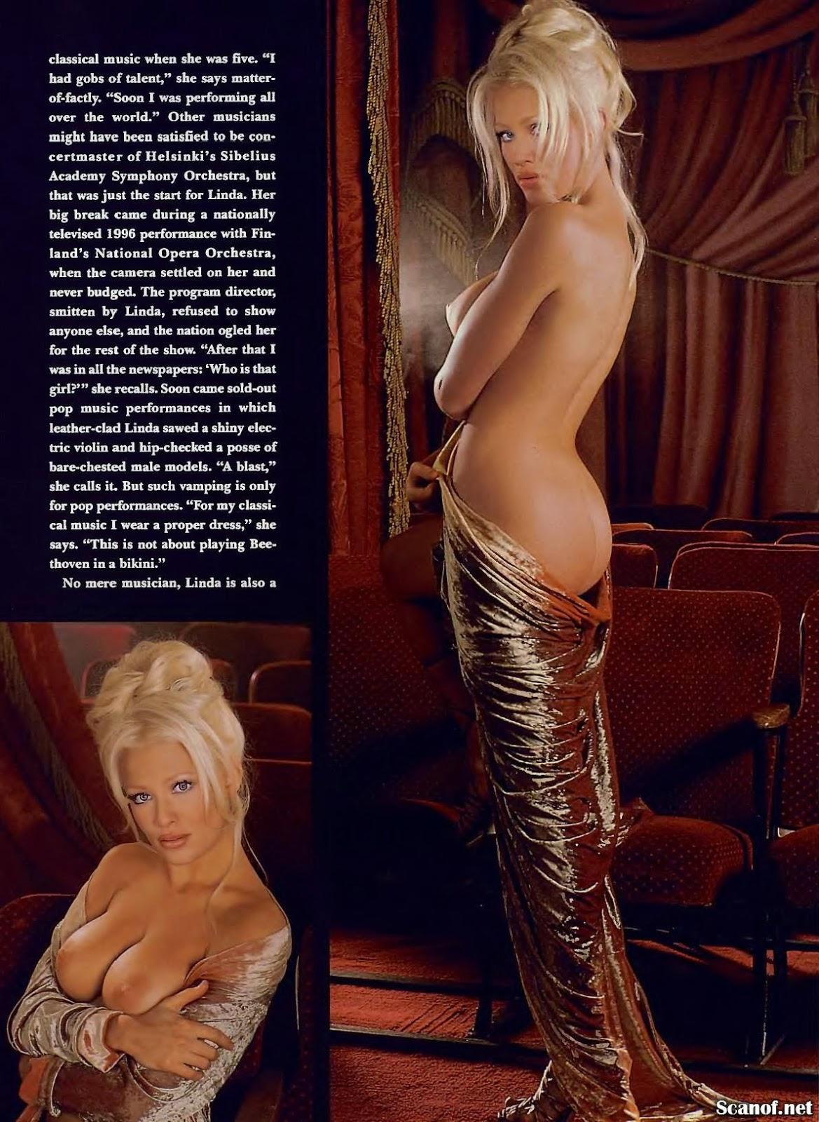 Linda Brava Nude Playboy