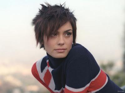 American Model Shannyn Sossamon