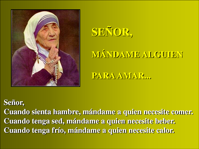 Related to BUSCA EN TU CORAZON - Madre Teresa de Calcuta - YouTube