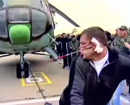 Helicopter Ear Pull