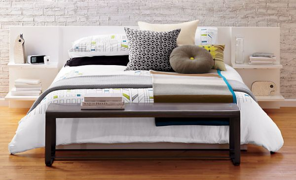 Modern bedding Decoration ideas photo
