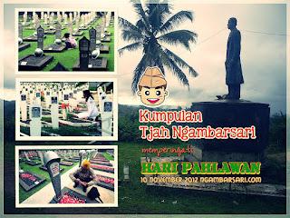 Peringatan Hari Pahlawan 10 November 2012