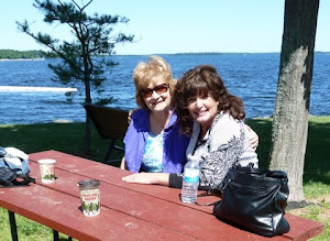 Brenda Brown & I at Gananoque, ON