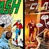 Jay Garrick aparece em poster-homenagem de The Flash