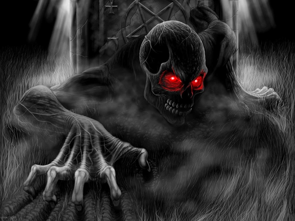 Horror visuals - Dark horror creepy wallpapers ...