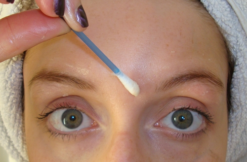 Eyebrow tint and shape how to do it yourself i heart cosmetics eyebrow tint and shape how to do it yourself solutioingenieria Gallery