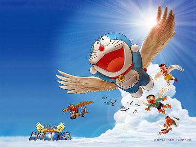 Wajib Baca Nih Episode Terakhir Doraemon yang Mengharukan