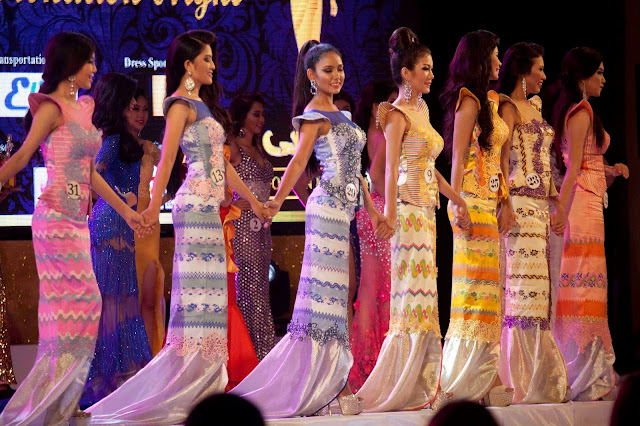 Miss Golden Land Myanmar 2015 Photo News Album