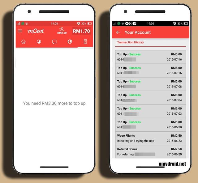 Cara Untuk Dapat Kredit Topup Percuma Secara Online 2017