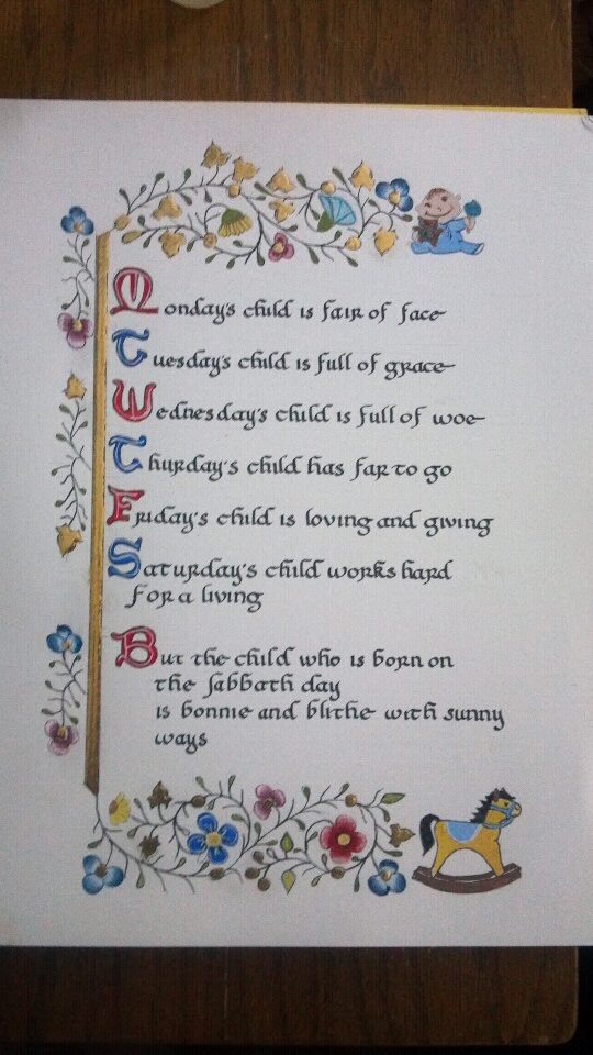 Poems For my Sister in Law my Sister in Law Comisioned me