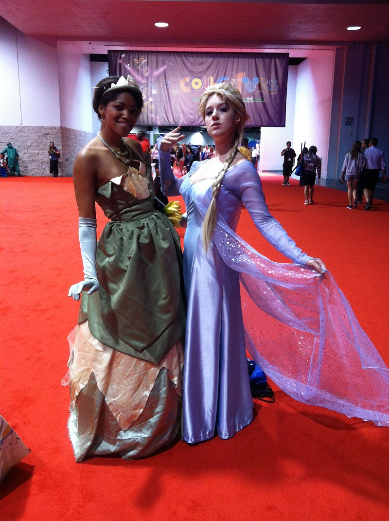 Geek With Curves 10 Favorite Costumes Of D23 Expo