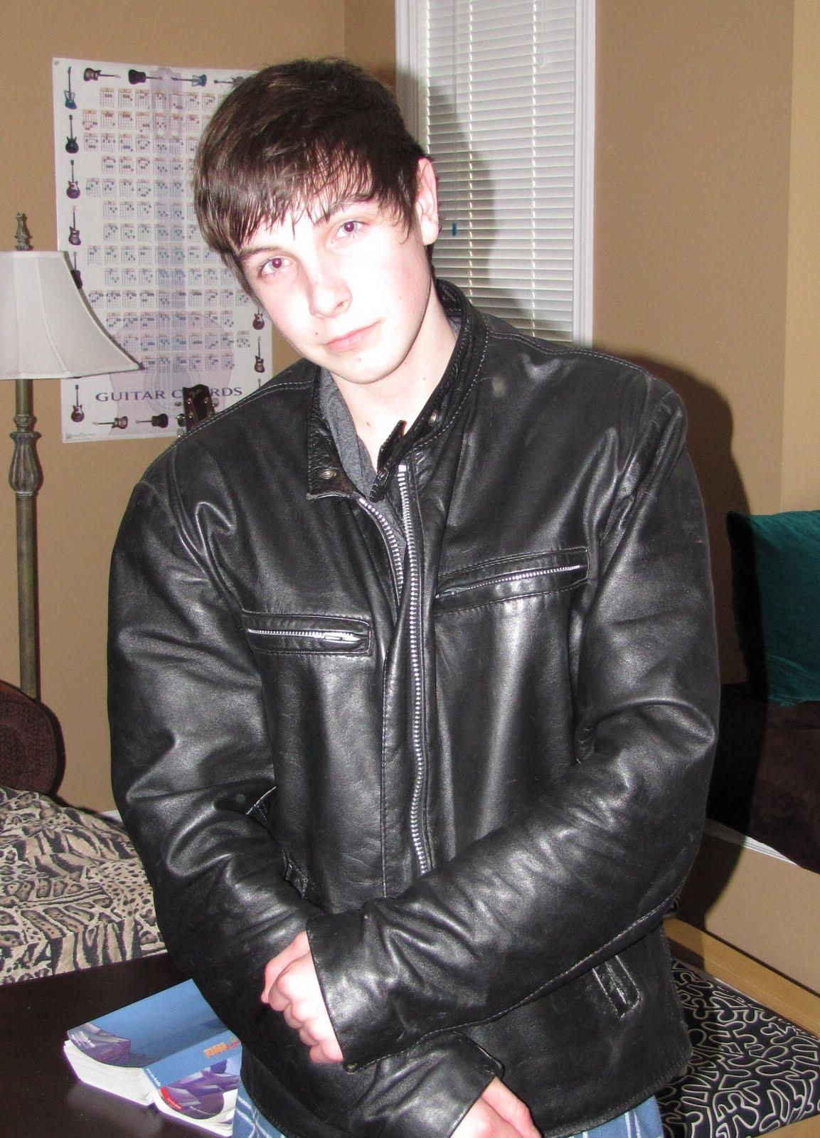 Boys Leather Pants eBay