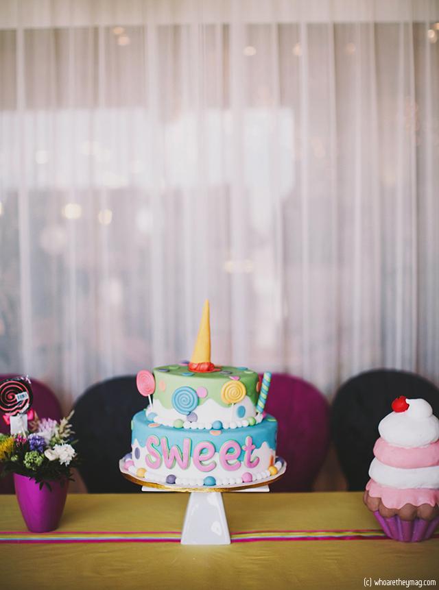 Торт в семейном клубе «Рибамбель»