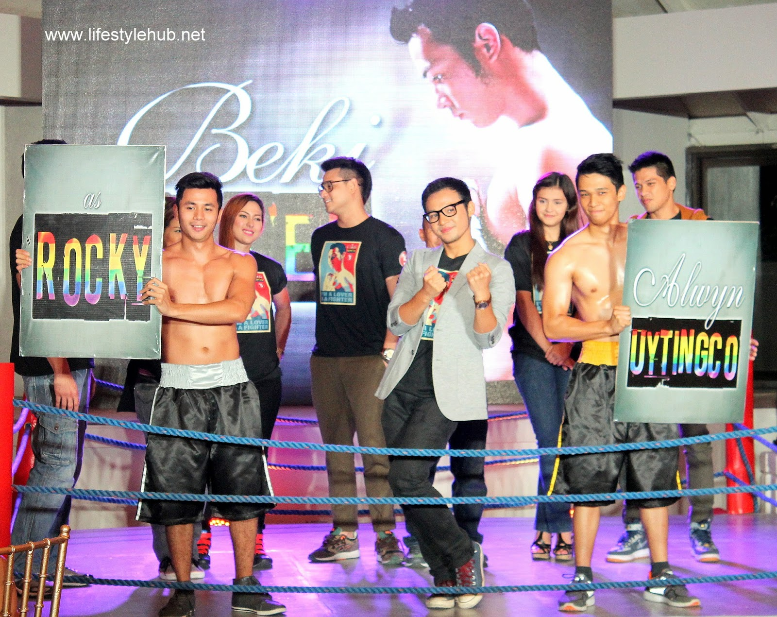 beki boxer tv5
